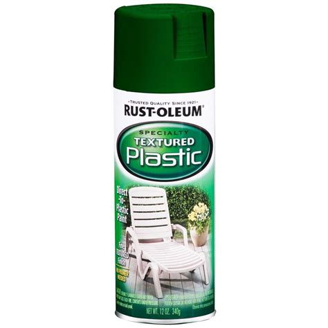 spray paint forest rust oleum specialty 12 oz forest green paint for plastic