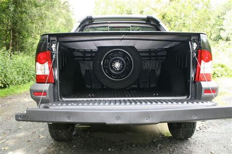Vw Auto Mit Ladefl Che by Galerie Fiat Strada Adventure Ladefl 228 Che Bilder Und Fotos