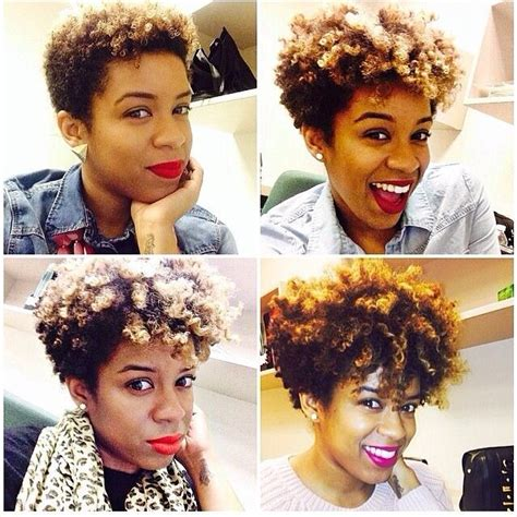 hairstyles after the big chop check out 15 great styles for teeny weeny afros to help