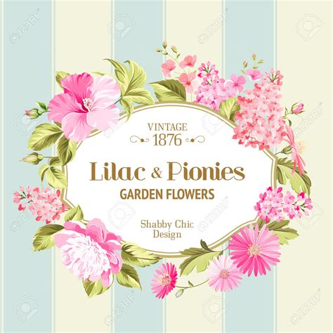 labels flower garden picture flowers free flower images garden vintage flower clipart label pencil and in color vintage