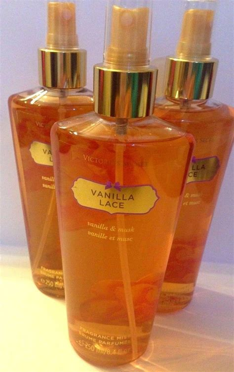 Parfum Secret Vanilla 3 s secret fragrance perfume mist for