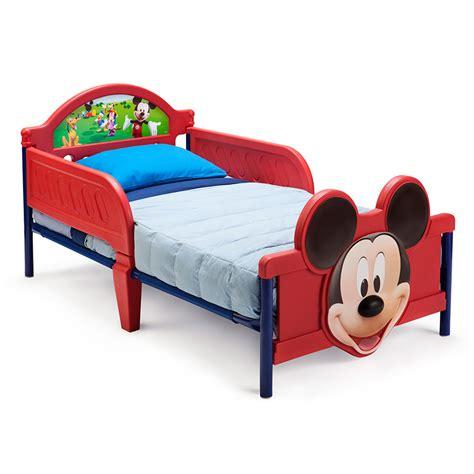 Pics photos disney mickey 3d toddler bed