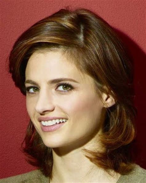 kate beckett hairstyles hairstyles stana katic hairstyles