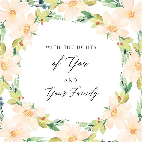 greeting card template sympathy free you and yours free sympathy condolences card
