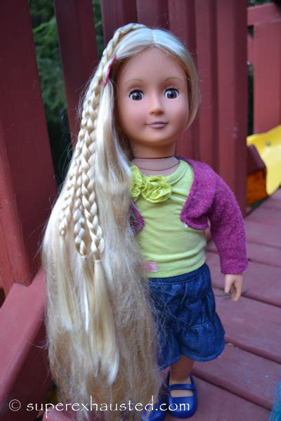 our generation dolls hair ideas our generation doll review 18 quot doll from target alternate