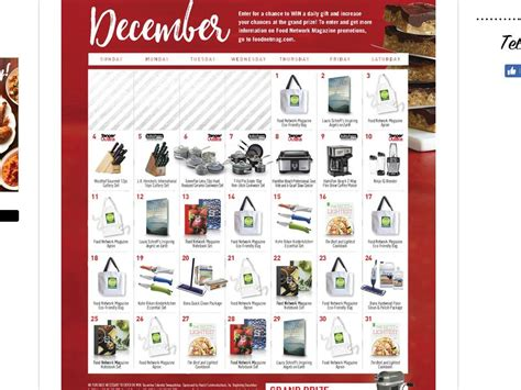 magazine sweepstakes food network magazine sweepstakes food ideas