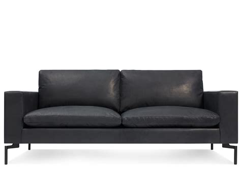 sofa 78 inches wide new standard 78 quot leather sofa hivemodern com