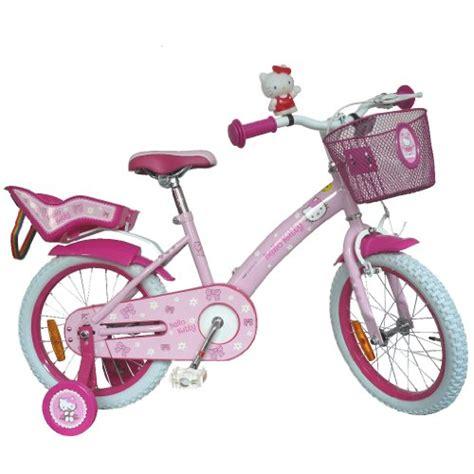 Hello Fahrrad 16 Zoll 595 by Hello Quot Ballet Quot 16 Zoll Kinder Fahrrad M 228 Dchenfahrrad