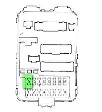 honda pilot  radio  accessory sockets     weeks   checked