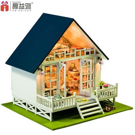 cheap wooden dolls house online get cheap wood doll house aliexpress com alibaba group
