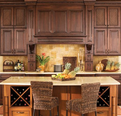 kitchen cabinets decor west indies tropical kitchen hawaii by dura supreme cabinetry