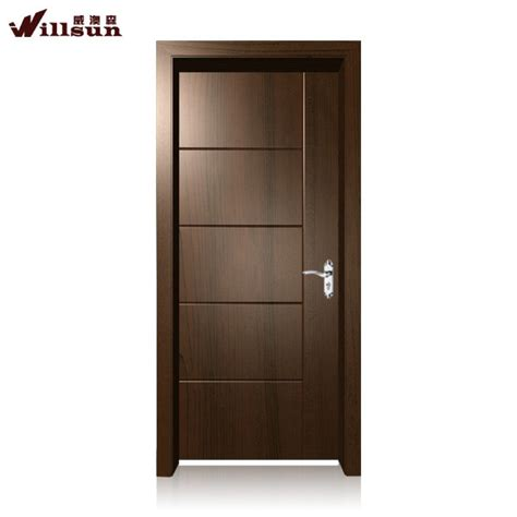 unique modern wooden doors modern wooden door design