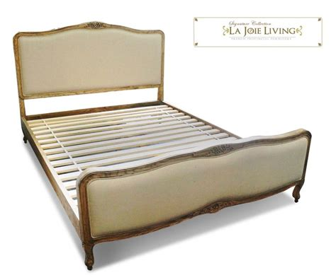 Bed Frames Direct Furniture Provincial Bed Frame In Oak Or King Size Wholesales Direct