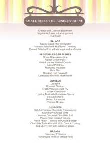 easy buffet menu ideas christmas buffet dinner party menus memes
