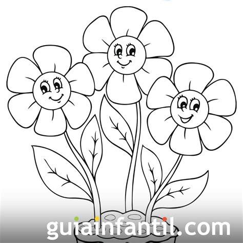 60 im 225 genes de flores para colorear dibujos colorear dibujos para colorear tema primavera dibujos de