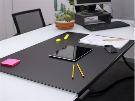 sottomano scrivania pelle un sottomano pu 242 rendere speciale la tua scrivania