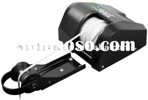 jet boat anchor winch 12 volt electric anchor winch 2000lb portable drill