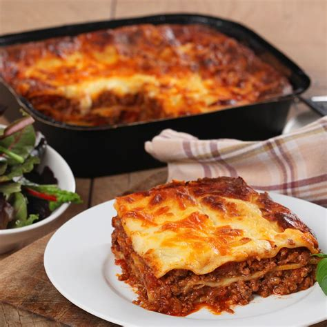 Lasagna Beef Size Family family size lasagne