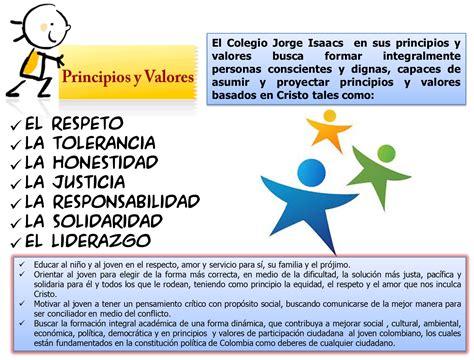 la sopera y el principios valores