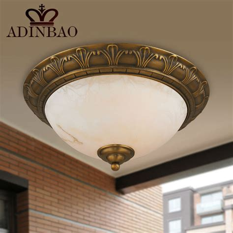 ceiling dome light classical ceiling l dome shape copper glass ceiling