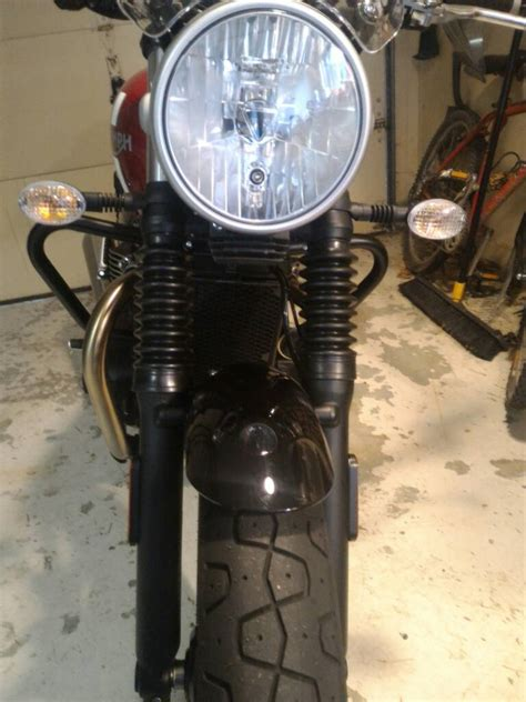 Motorcycle Dresser by With Dresser Crash Bars Triumph Forum