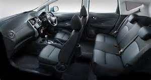 Nissan Versa Note Interior Teased 2014 Nissan Versa Note Hatchback Coming To 2013