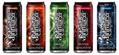 1 energy drink a week erasmus repackages relentless energy drink design week