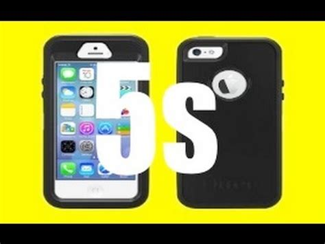 Free Iphone 5s Case Giveaway - iphone 5s otterbox defender series case for apple iphone 5s unboxing youtube
