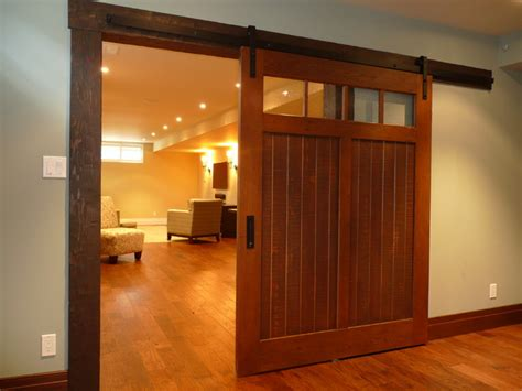 interior sliding doors basement toronto by homestead