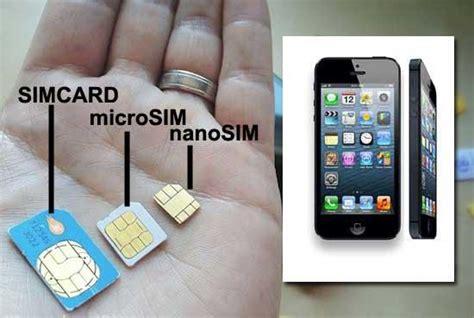 iphone 5 sim card howto cut make nano sim for iphone 5 iphone 6