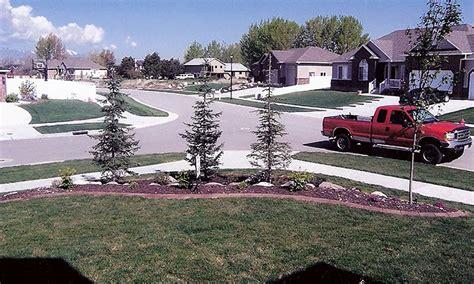 Residential Landscaping Gallery Ridgeline Landscaping Landscaping Salt Lake City