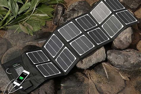 the best portable solar charger best portable solar chargers 2015