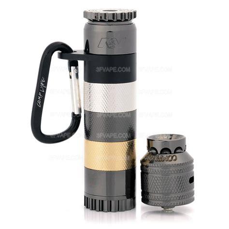Av X Complyfe Battle Deck Style Clone Vape Rda av able style mechanical mod black av mini complyfe battle rda kit