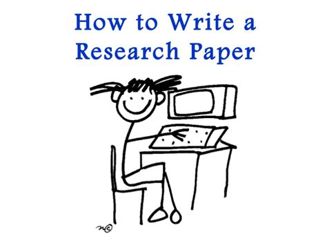 how can i write a research paper can i write i in a research paper do my essay
