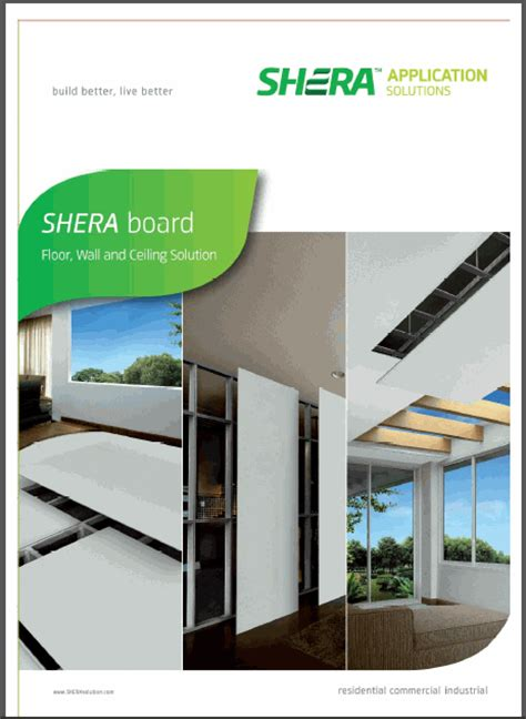 Fiber Cement Siding Panels Shera Board High Quality Fibre Cement Boards