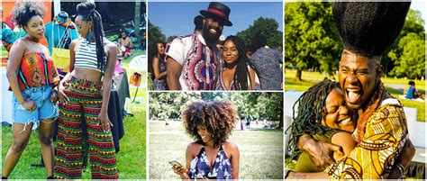 natural hair events in nyc black women celebrated natural hair at sunday s 3rd annual