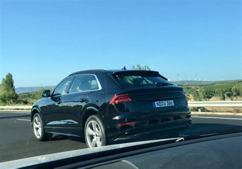 2020 Audi Q8 by Say Hello To The 2020 Audi Q8 Camouflage Free