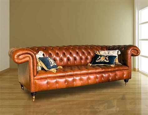Buy Chesterfield Leather Settee Made In Uk Designersofas4u Leather Chesterfield Sofas Uk