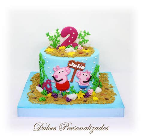 publicado por dulces personalizados en 1215 dulces personalizados tarta peppa pig julia