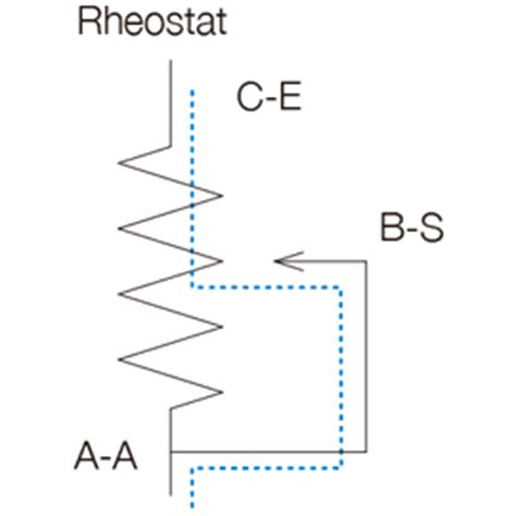 voltage divider using variable resistor general concepts acp technologies