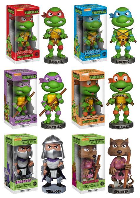 Funko Mystery Minis Mutant Turtles Raphael funko new funko tmnt mystery minis pop and wobblers