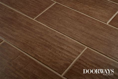 wood like tile pros and cons of tile that looks like wood doorways magazine