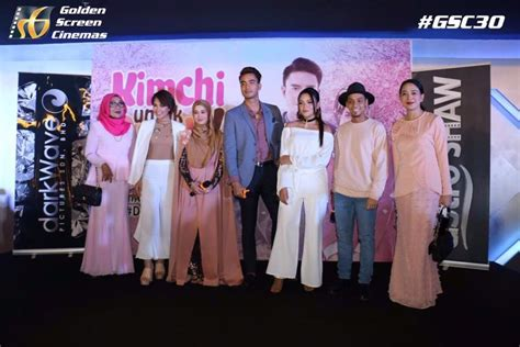 film malaysia kimchi untuk awak episode 1 malam gala tayangan filem kimchi untuk awak finas