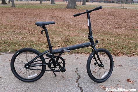 best folding bike 2012 dahon speed uno review a premium single speed folding bike