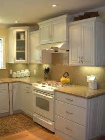 Small Kitchen White Cabinets Small White Kitchen Houzz