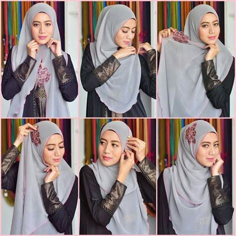 tutorial buat niqab 17 best images about hijab must haves on pinterest