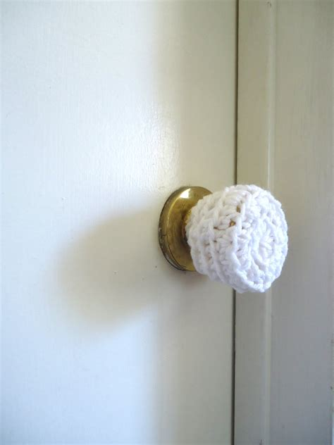 Baby Safety Door Knob Covers 3 crochet door knob cover child safety cover crochet