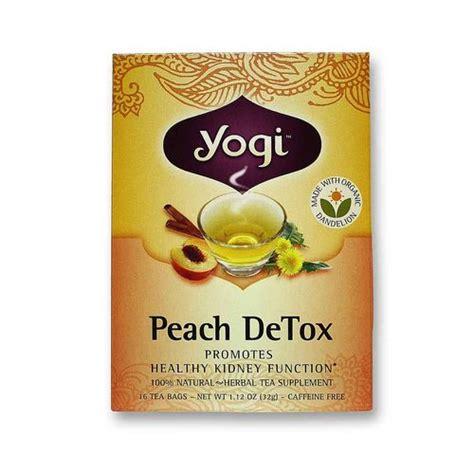 Best Yogi Tea For Detox by Yogi Tea Organic Teas Detox Organic Tea 16 Bags