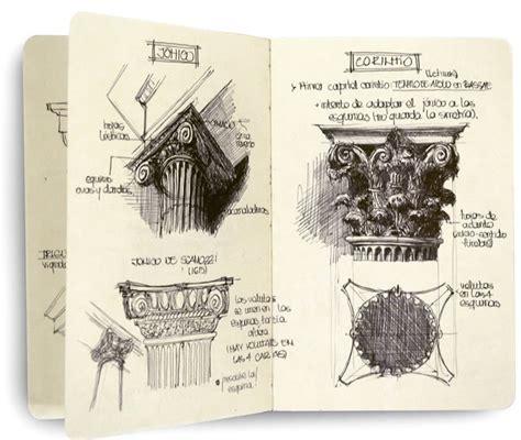 sketchbook architecture architectural studies scene360