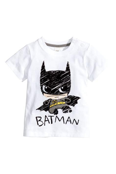 Set Batman Tshirt H M t shirt with printed design white batman sale h m us